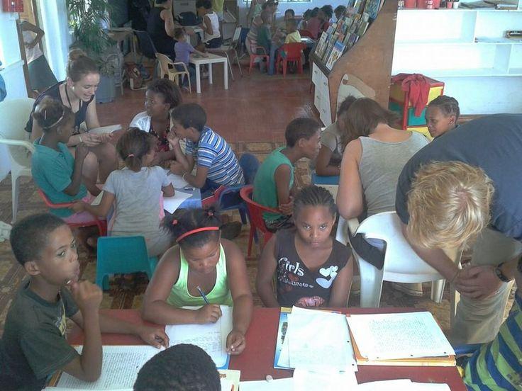 Education Support Group pen pal programme