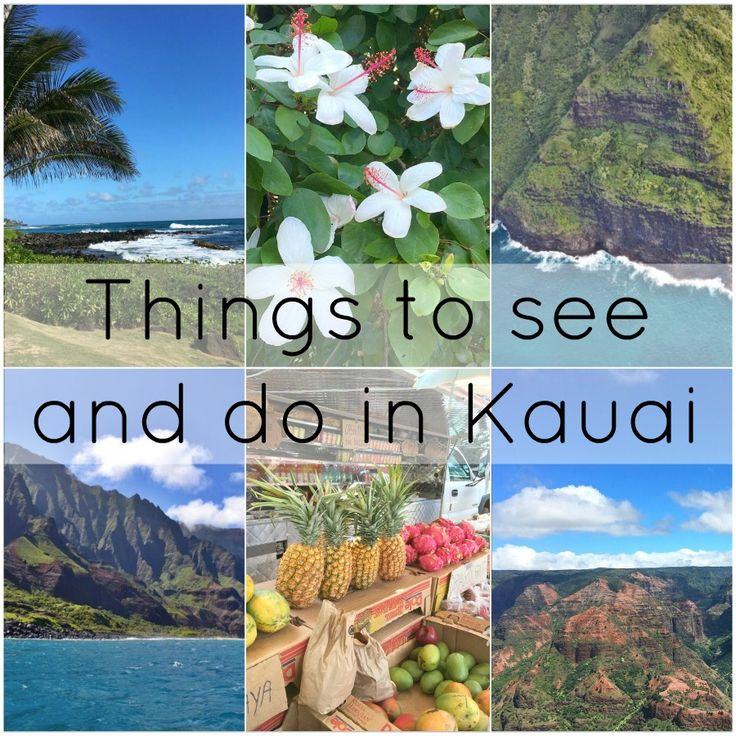 must see/do/eat in Kauai // thefabblog.com