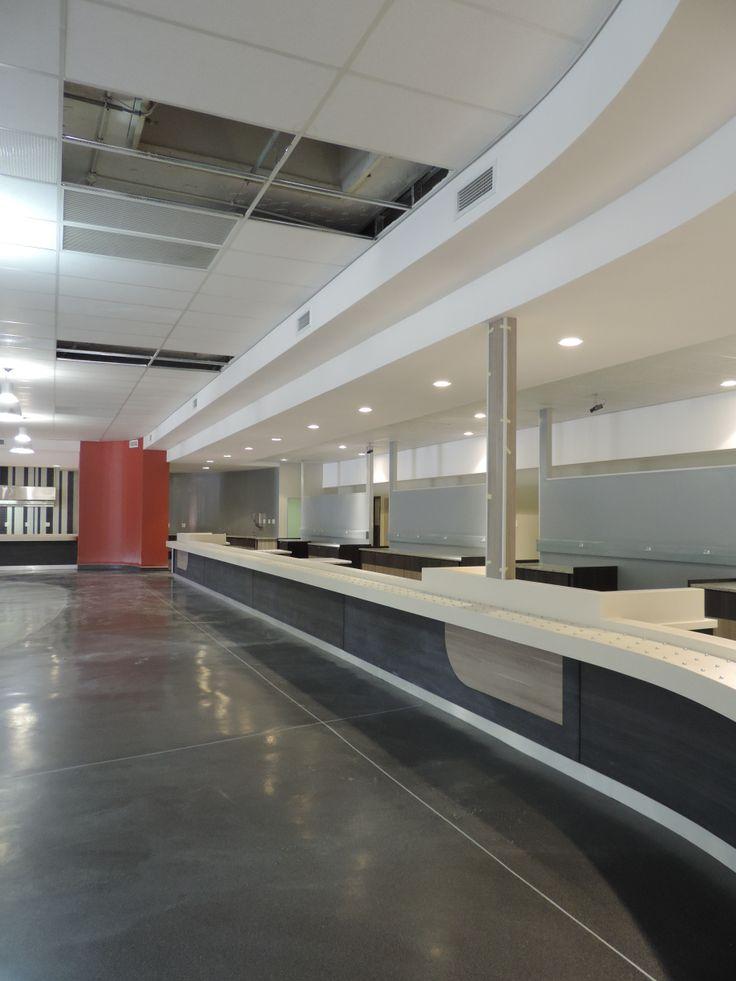 University of Pretoria, New dining hall - Interior