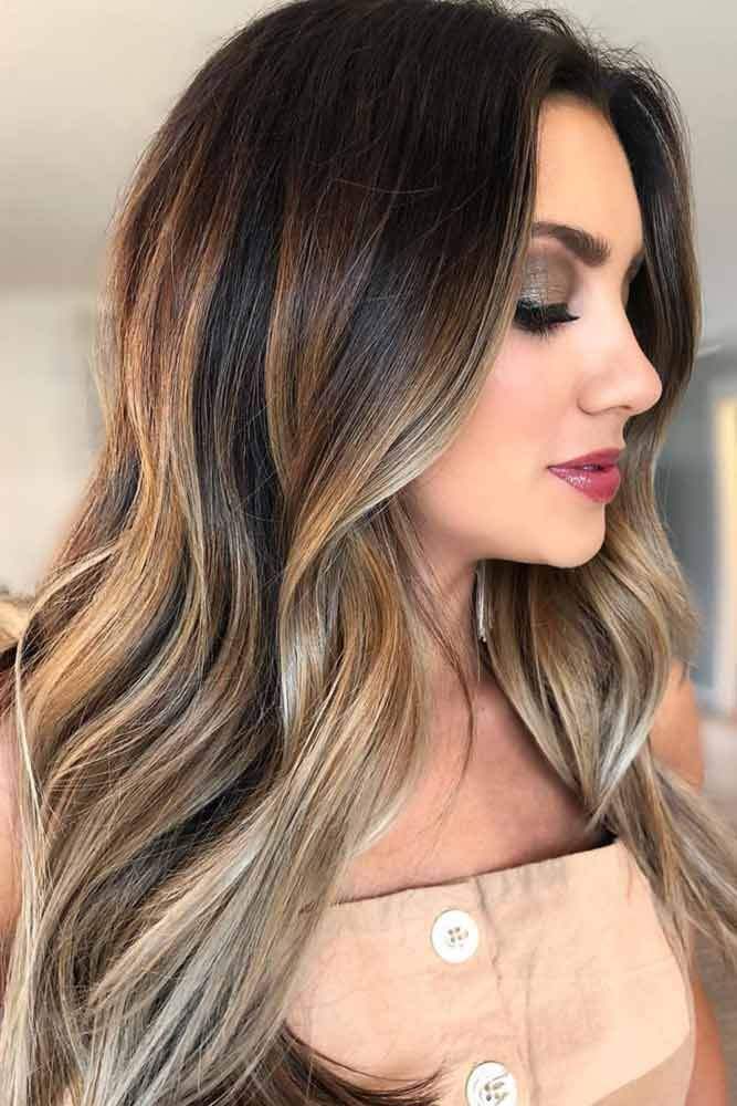 24 Sexy Long Layered Hairstyles 2018 Upcoming Appointment