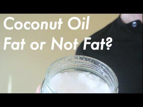 Healthy Jerk Tip #13: Coconut Oil http://youtu.be/EC2WlmspZcE