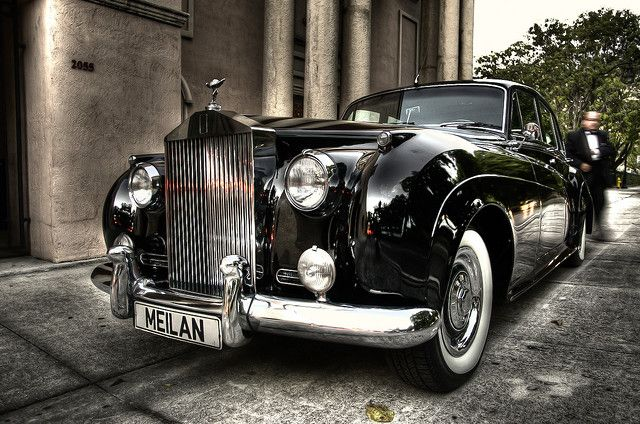 1960 Rolls Royce Silver Cloud