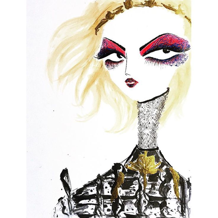 « ⚡️✨L O N G L I V E Debbie Harry ✨⚡️ as my regal muse Here she unleashes her #phantom002 glamour in Valentino couture Hooked on phantom glamour… »