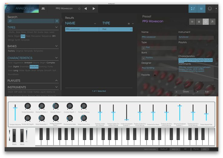 music software and hardware developer Arturia is proud to announce availability of Analog Lab 2 — an all-new incarnation of its composite virtual instrument that gathers together a broad selection …