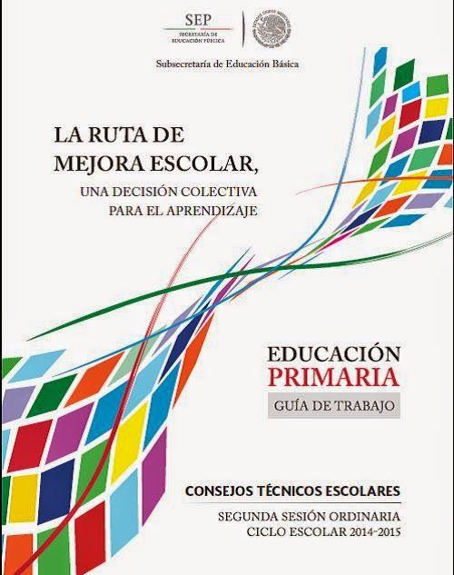 La asesoría académica a la escuela.: Consejo Técnico Escolar Segunda Sesión Ordinaria. ...