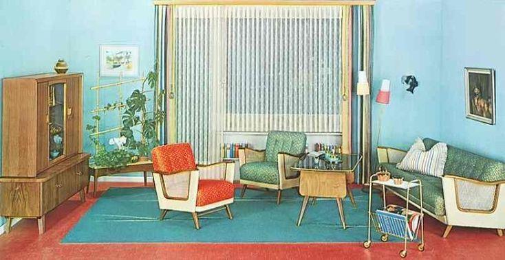 50er Jahre Mobel Mobel 50er Jahre 50er Jahre Wohnzimmer 50er Jahre Mobel Retro Wohnzimmer