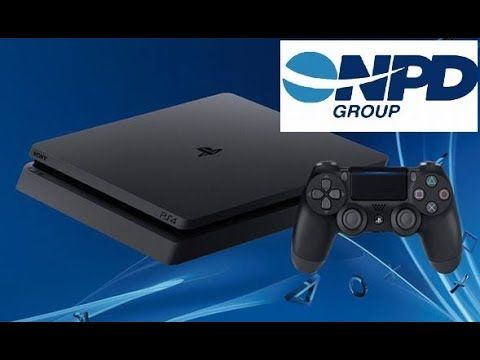 PS4 Won November NPD - PS4 1.54M, XBOX ONE - 1.4M ,SWITCH 770K