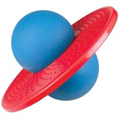 I had this exact pogo ball (same colour, though mine soon got very dirty)! I even remember exactly where we bought it, and that I got it for a birthday present.