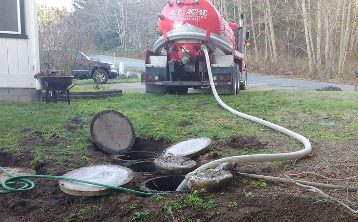 I have a septic tank that might have problems soon. I need to have it pumped, but I wasn't sure what the process was like. I can see how it would be good to have a professional handle it, so I don't make the problem worse.