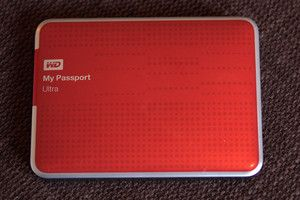 WD My Passport Ultra 1 TB