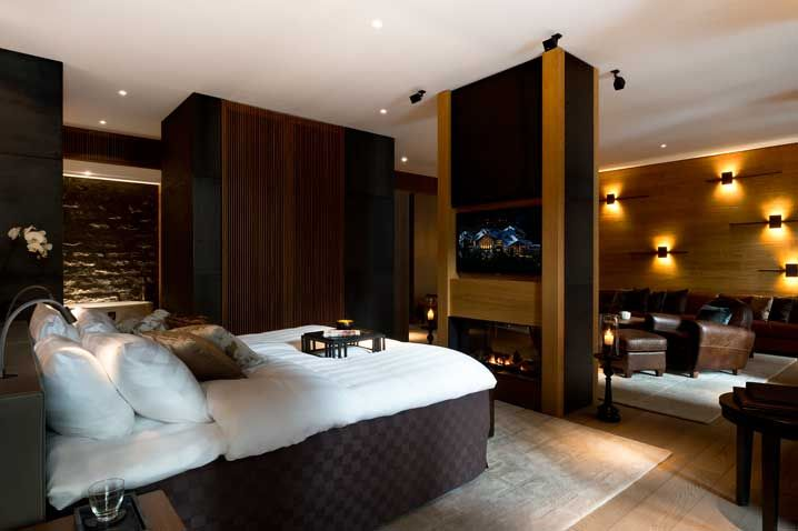 The Chedi hotel in Andermatt, Switzerland, offers the ultimate in comfort…