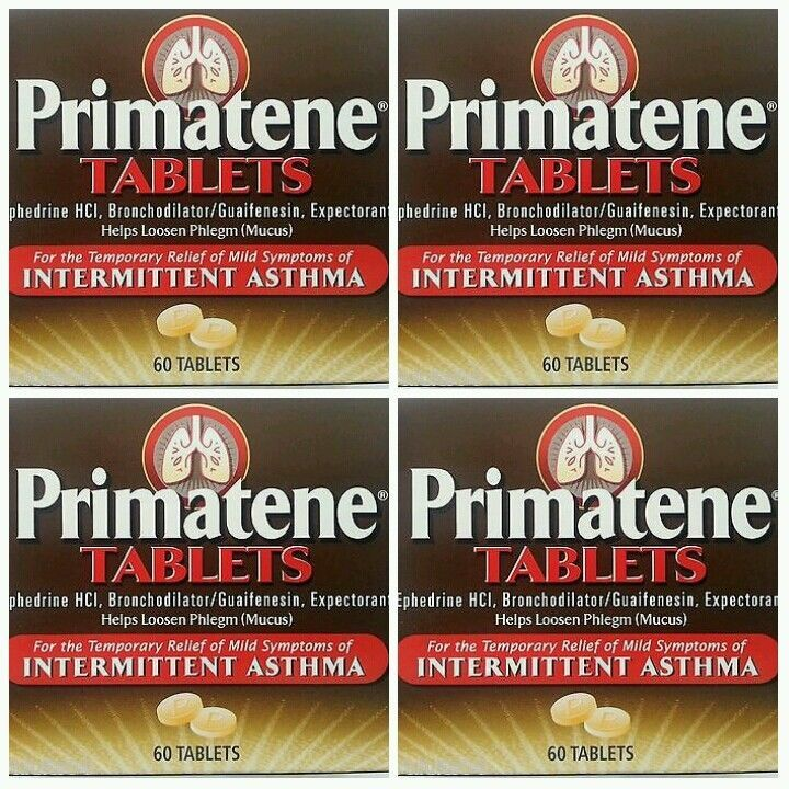 4 new boxes of Primatene asthma relief 240 tablets exp 1/18  *fast shipping* #ad
