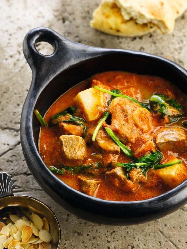 """Het lekkerste recept voor """"Lamscurry"""" vind je bij njam! Ontdek nu meer dan duizenden smakelijke njam!-recepten voor alledaags kookplezier!"""