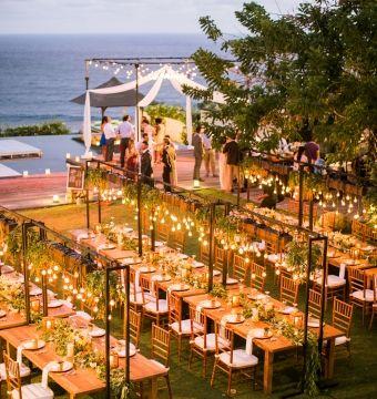 Pandawa Cliff Estate Wedding