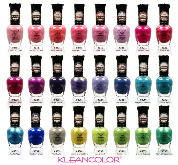 The 74 best KleanColor Nailpolish ❥ images on Pinterest | Beauty ...