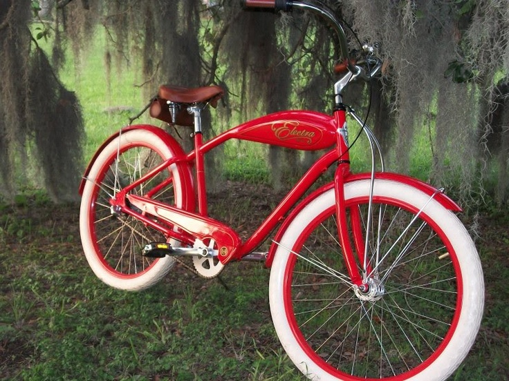 Red Electra Cruiser Random Stuff I Need Want Non Sports Related