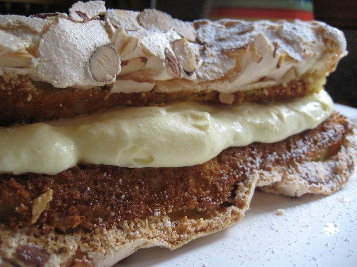 Norwegian Kvaefjord Verdens aka Beste Kake (World's Best Cake)