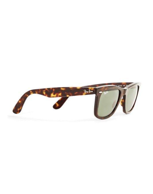 be57f5201c Ray-Ban Wayfarer Sunglasses Large RB2140 902 Tortoise Shell