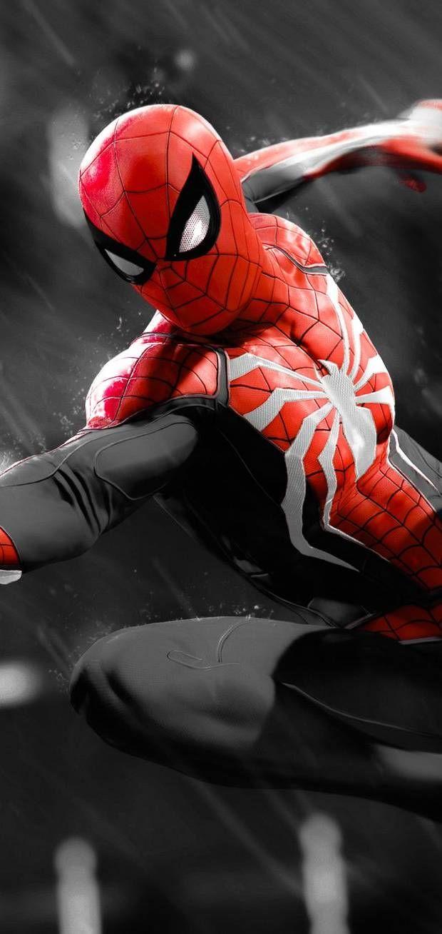 Los Mejores Fondos De Pantallas De Spider Man El Hombre Araña Spiderman Personajes Hombre Araña Animado Hombre Araña Comic