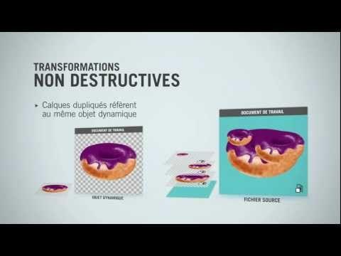 ▶ Les objets dynamiques: préserver les propriétés d'origines d'une image [IDIKO-13_MATRICIEL] - YouTube