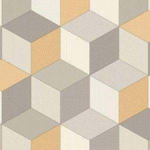 Cube-It Cushioned Vinyl Flooring Sheet Cubes 054