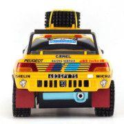 MSC - Peugeot 405 T16 Grand Raid (MSC-7403) - back