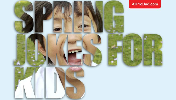 There is nothing sweeter than the laughter of a child. Here are some great spring jokes for kids.