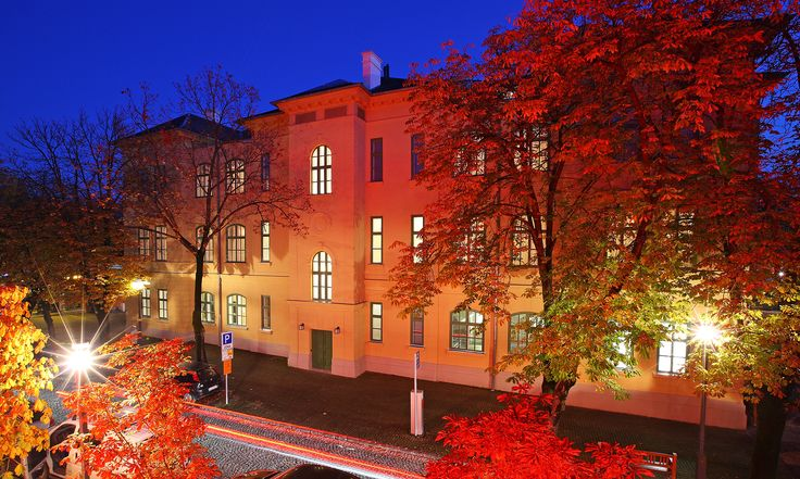 Anna Grand Hotel Ipoly Residence wing Balatonfüred at night https://www.flickr.com/photos/hotelipolyresidence/sets