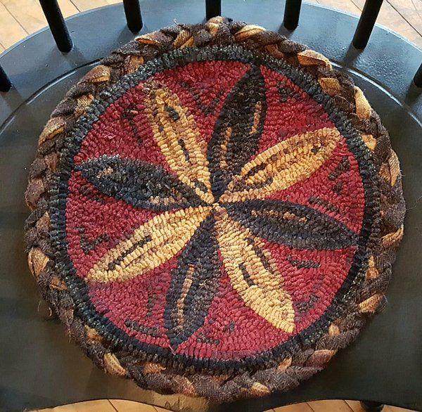 102 Best Primitive Rug Hooking Patterns By Kari Miller