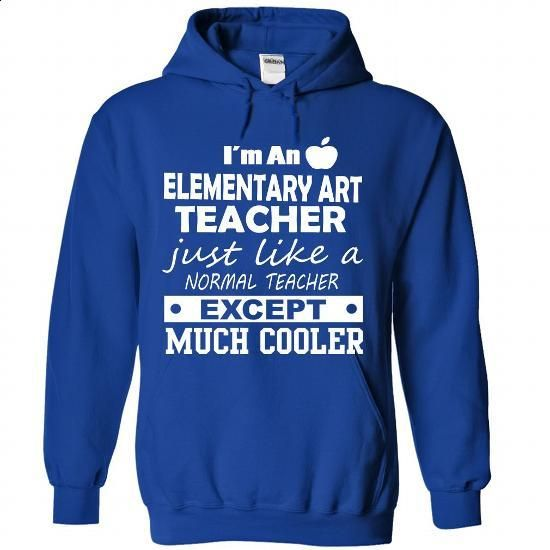 Elementary Art Teacher - #shirt maker #t shirt designer. BUY NOW => https://www.sunfrog.com/LifeStyle/Elementary-Art-Teacher-7910-RoyalBlue-Hoodie.html?60505