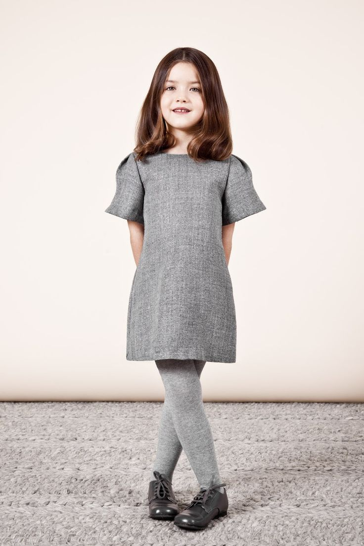 ALALOSHA: VOGUE ENFANTS: CHLOE kids FW2013