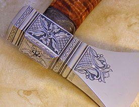 Joseph Szilaski Custom Knives and Tomahawks