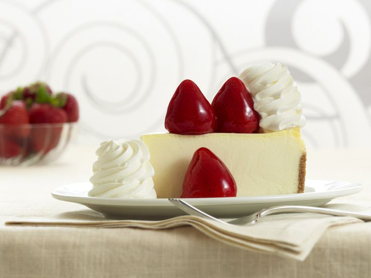 """While The Cheesecake Factory lives up to its name, with more than 35 kinds of cheesecake, diners can also choose from more than 200 other menu items, including appetizers, pizzas, burgers, pastas, salads, seafood, chicken and steaks. Ferguson said that the restaurant recently added a new gluten-free menu. It also has a """"SkinnyLicious®"""" menu, with lower-calorie meal options. #pwliving"""