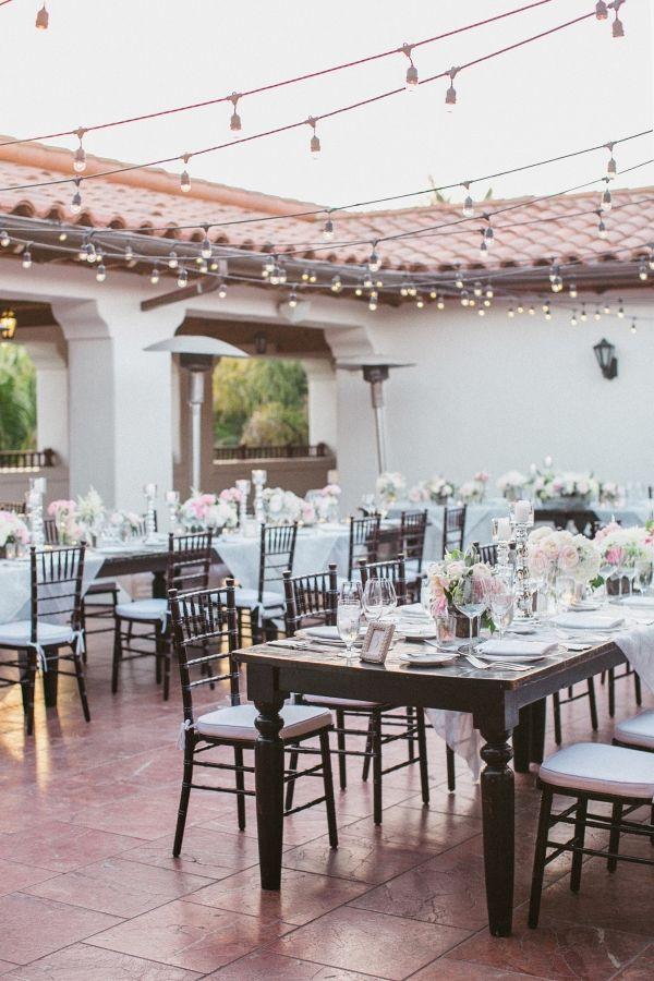 Elegant Reception in Santa Barbara | photography by http://jasminestar.com/