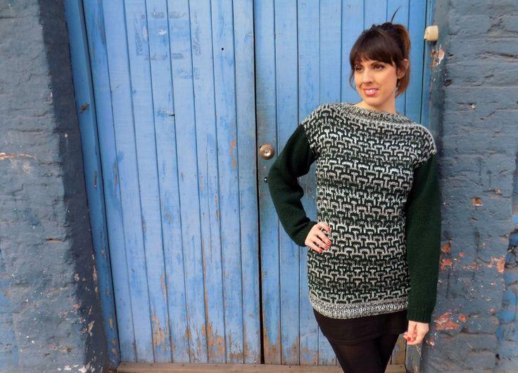Sweater largo - pepa pituca