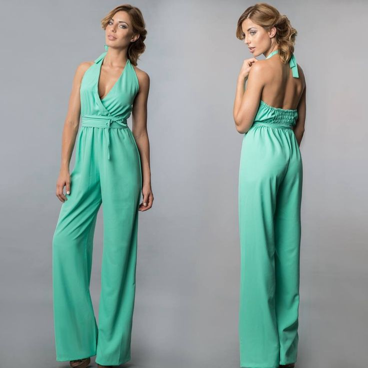 Mint Jumpsuit!