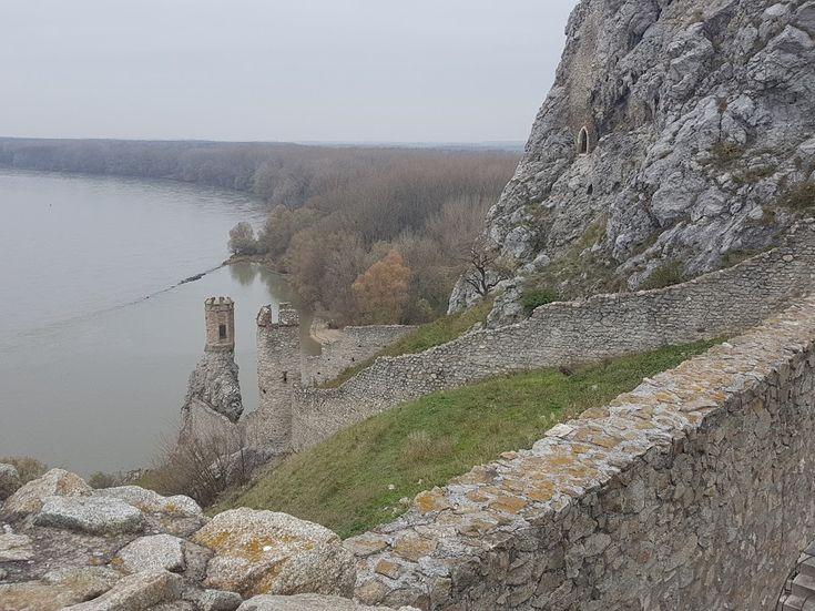 Castle Devín, Slovakia