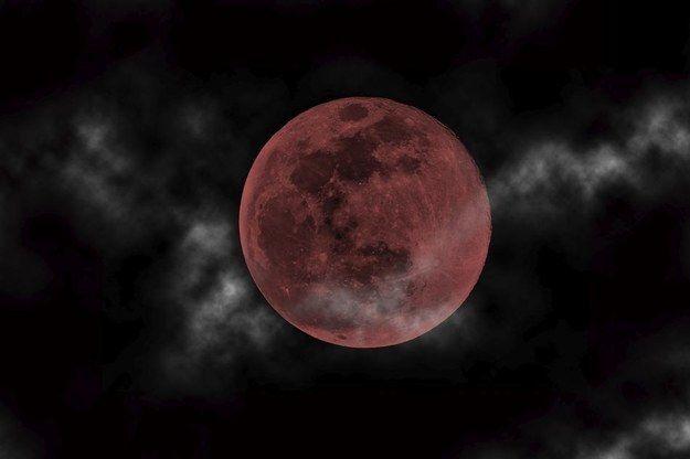 blood moon tonight detroit - photo #37