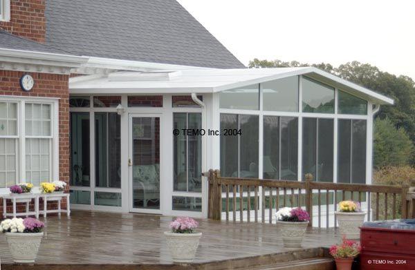 Add Living Space With A Sunroom Sun Room Sunroom