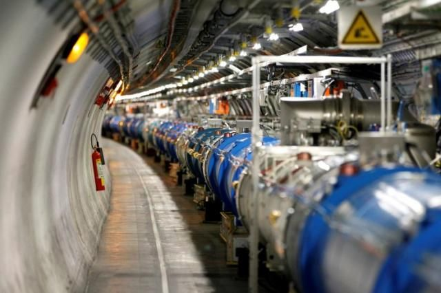 Large Hadron Collider 2.0: CERN fast-tracks plan to develop three time bigger particle collider