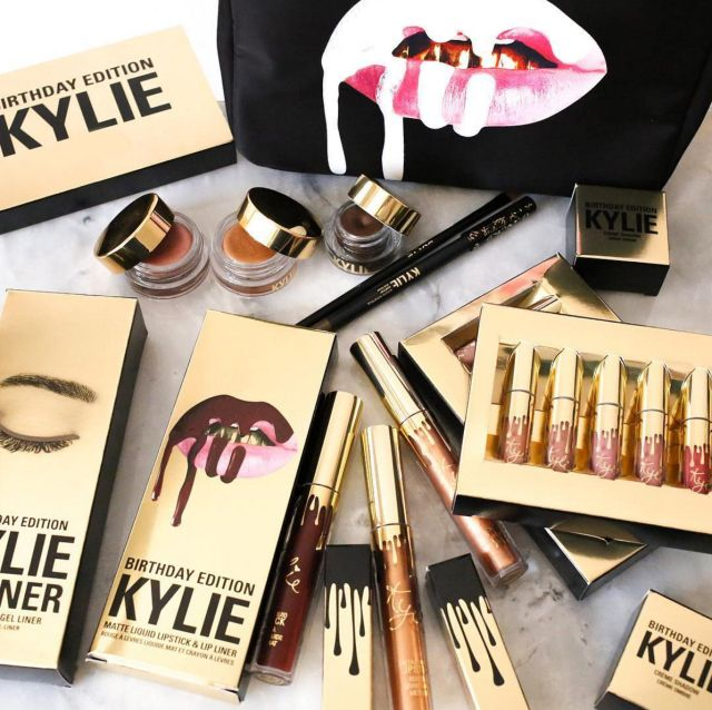 BREAKING: Kylie Jenner Just Announced a MASSIVE Birthday Edition Makeup Collection