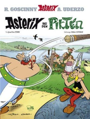 Asterix bei den Pikten - In the mean time, a returning linguistic wave (in the opposite direction, from the North sea back to Hungary) brought a string of new substrate words such as 'ice' and more (5000 - 4000 BC) to the southern continental Germanic regions. So, the coming of PIE happened in successive waves over and back, until the whole Germanic language zone eventually stabilized (around 1000 BC?). The weakness of the second wave can be explained by the fact that agriculture was…
