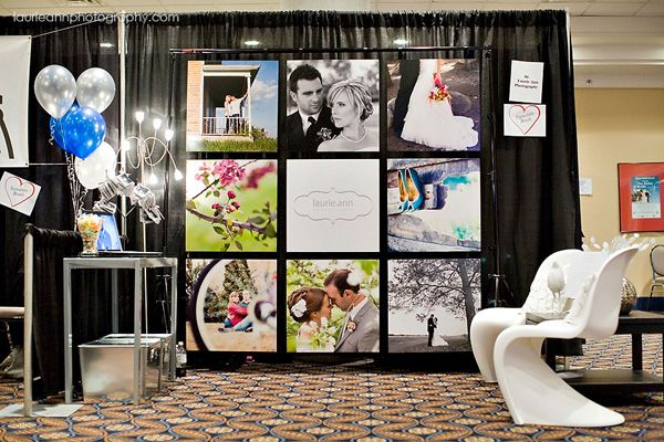 Photography Expo Stands : Best ideas about bridal show booths on pinterest