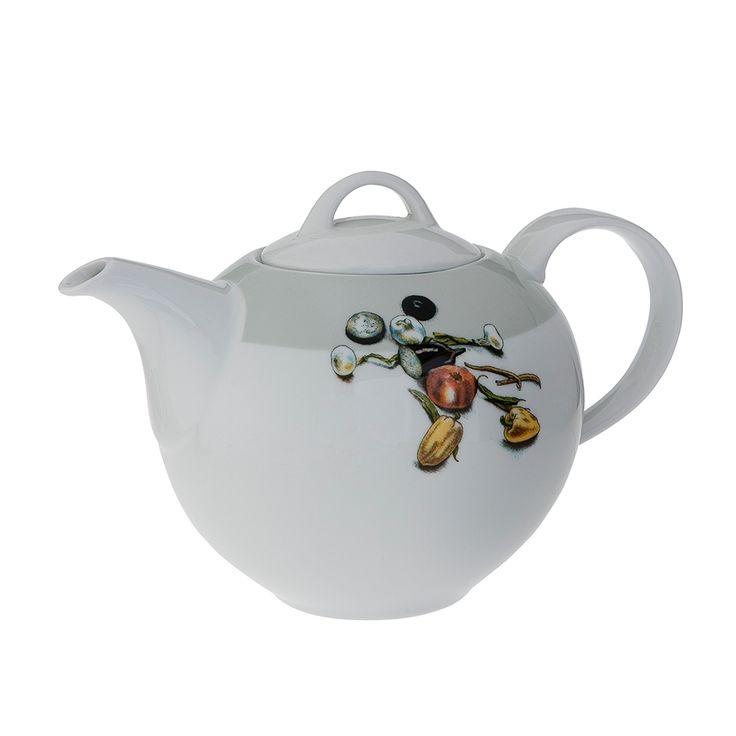 Lasse Åberg Teapot Mussaka, 120cl - Lasse Åberg - Lasse Åberg - RoyalDesign.co.uk