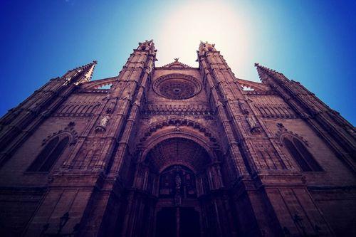 #Mallorca Catedral de Palma #catedral #santacatalinamallorca