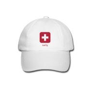 Chapeau – Hut ab – Kappe auf !  Caps & Mützen ~ Baseballkappe ~ Swity Icon Cap - Baseballmütze