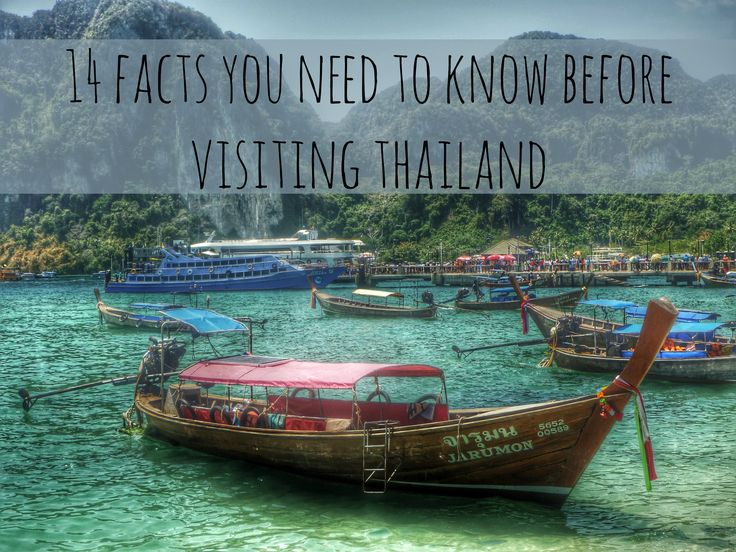 14 unknown facts about Thailand- you need to read before buying your flight ticket