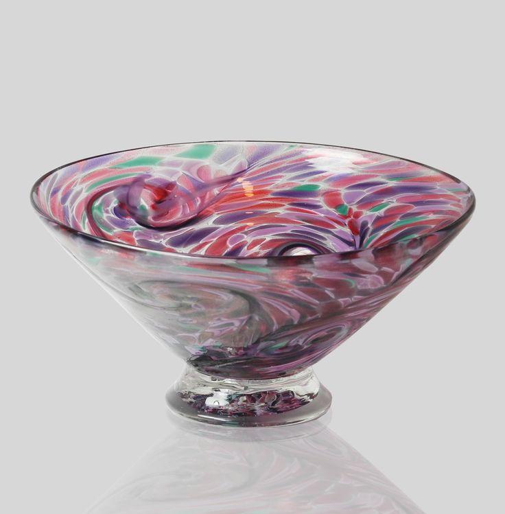 Purple Starry Bowl