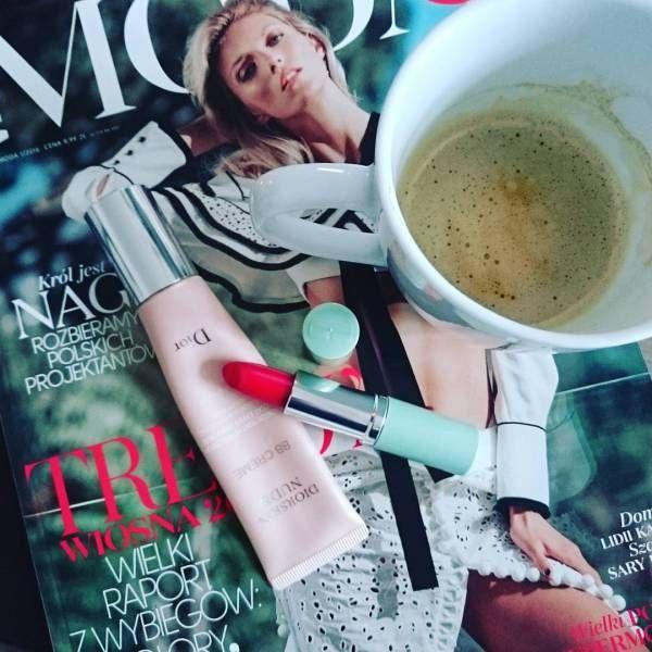 Clinique Matte Lipsticks - Dior BB Cream