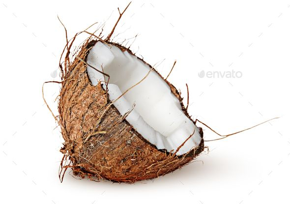 Half coconut rotated - Stock Photo - Images Download here : https://photodune.net/item/half-coconut-rotated/18751945?s_rank=46&ref=Al-fatih